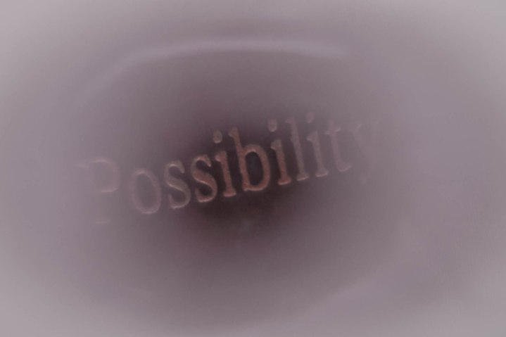 Possibility Exists Between Two I's