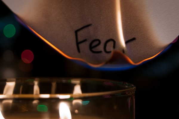 Disappearance of Fear