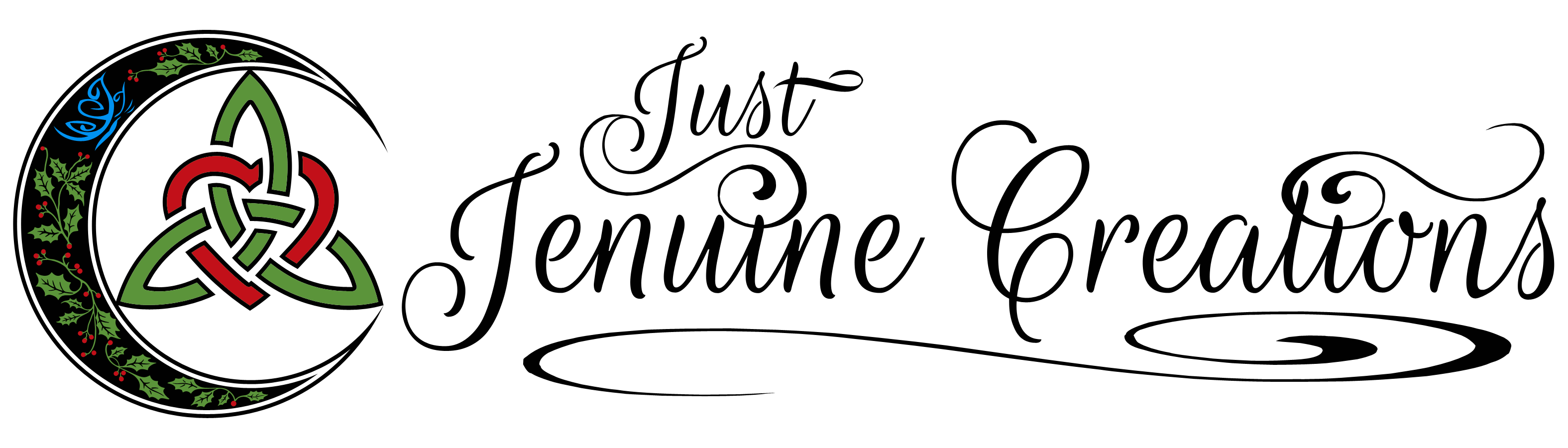 Just Jenuine Creations Logo