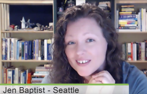 Jen Baptist - Global Media Leader